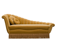 MILLICENT Chaise | By KOKET