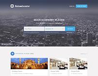 Salamlocator Startup Project Design