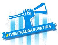 #TwinchadaArgentina // El sueño de arruinarles el sueño