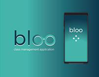 Class Management Application