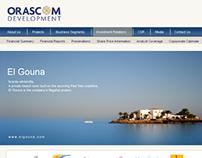 Orascom Development - Corporate website