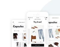 Wardrobe Adviser App
