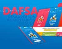 DAFSA - Ui Ux Design