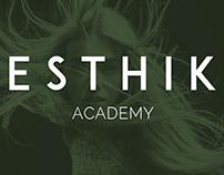 ESTHIK ACADEMY - Brand Identity Design & Packaging