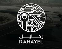 RAHAYEL Brand Identity