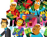 Gente Especial de Natal/Special Christmas People.