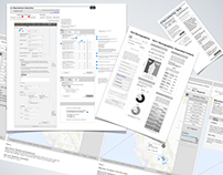 WorkBC - Responsive Design - Wireframing