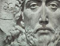 "Icon of Jesus ""Spas Nierukotvornyi"""