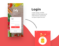 Grocery App Case Study