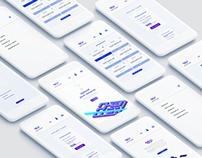 Workali UI mobile app