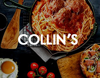 Collins E-Commerce Website Design