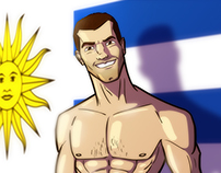 "Gaston ""Tonga"" Reyno"