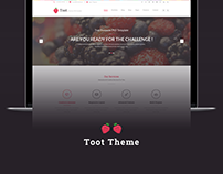 Toot – Multi purpose Business WP Theme
