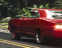 The Road CGI