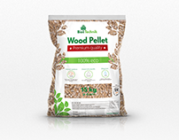 Pellet - packaging design