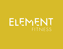 Element Fitness Identity Design