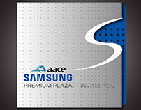 AACE SAMSUNG Invitation Card