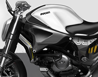 Ducati Monster Nini