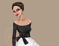 Nadya | Fashion blogger