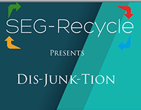 SEG-RECYCLE DIS-JUNK-TION