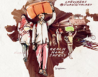 Migrant Workers | Covid-19 Lockdown