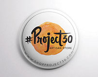 #Project30 Branding
