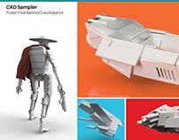 CAD Sampler