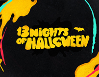 ABC Family 13 Nights of Halloween