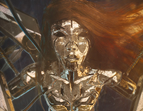 3D Animation - The Sun Goddess