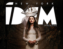 Cover story for IDEM Magazine May 2017