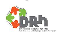 DRH logo