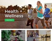 Juice Plus Responsive eCommerce Site