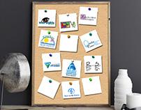 Logos: Various Clients