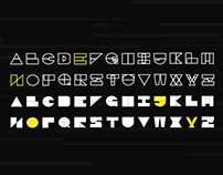 Free Font LOGI | Sans Serif Geometric-inspired Font