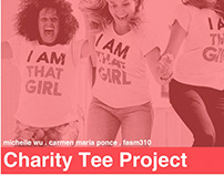 Charity T-Shirt Project