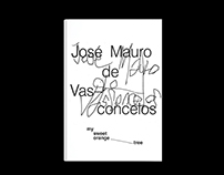 Book Cover Series: José Mauro de Vasconcelos