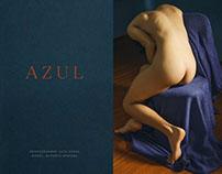 AZUL Photographer: Jack Bones Model: Matheus Moreira