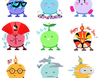 Sticker Pack for Viber