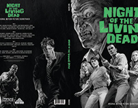 Night of the Living Dead Soundtrack LP Artwork