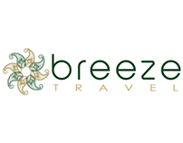 Breeze Travel branding
