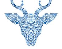 Talavera Deer