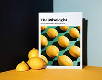 The Mixologist- Citrus