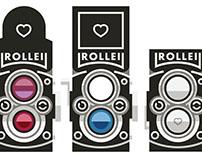 """Rolleiflex"" Personal Exploration"