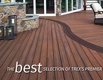 Trex® Transcend Erie Materials Decking brochure