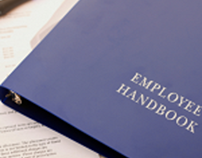 Employee handbook | Image source: blog.legalsolutions.t