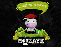 Moozayk Creative Farm - Social Card