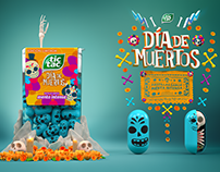 Tic-Tac | Day of the dead