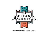 NAC Clean Audit Icon Design