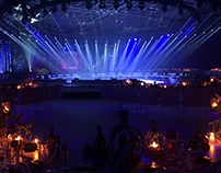 Euphoria Light show