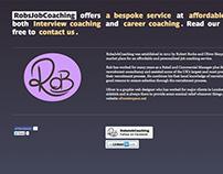 Robs Job Coaching website